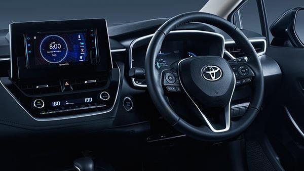 Toyota Corolla Altis 2019 Interior 108