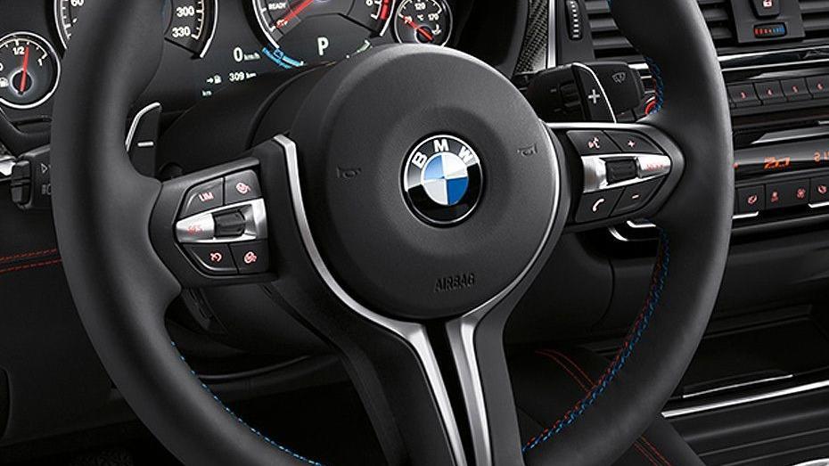 BMW M4 Coupe 2019 Interior 002