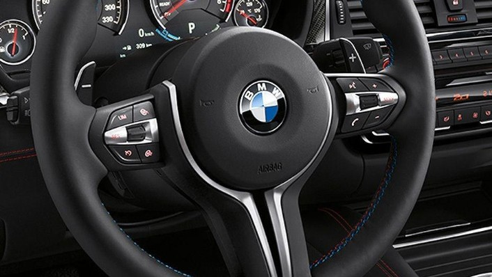 BMW M4 Coupe 2019 Interior 002