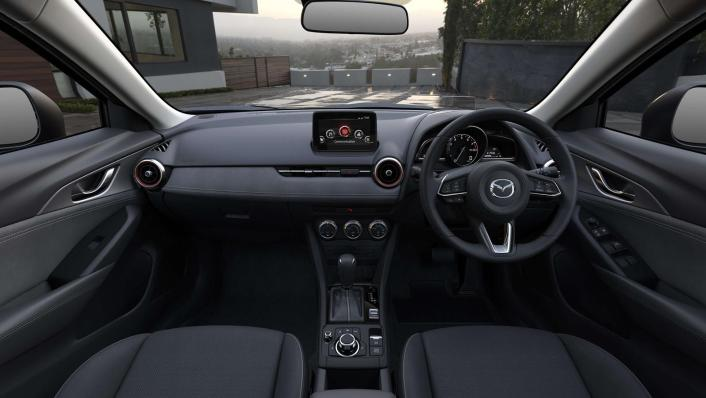 Mazda CX 3 2019 Interior 001