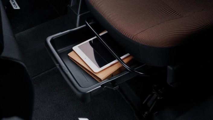 Toyota Calya 2019 Interior 007