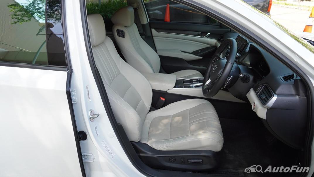 2021 Honda Accord 1.5L Interior 028