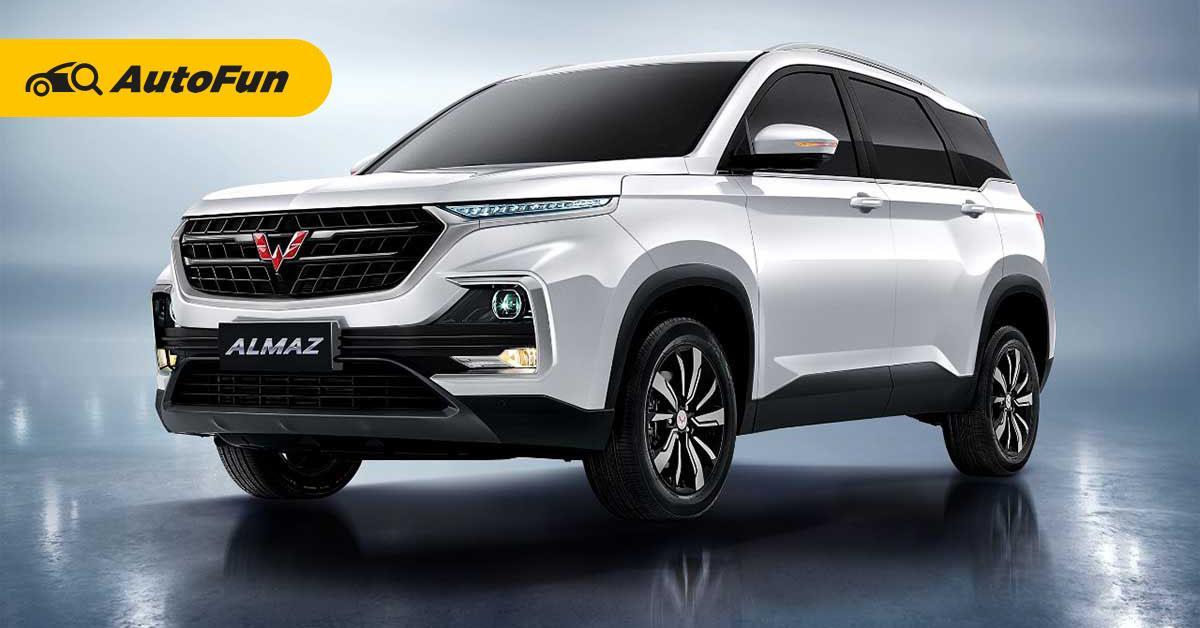 Irit Mana, Mobil Wuling Almaz atau Honda CR-V? 01
