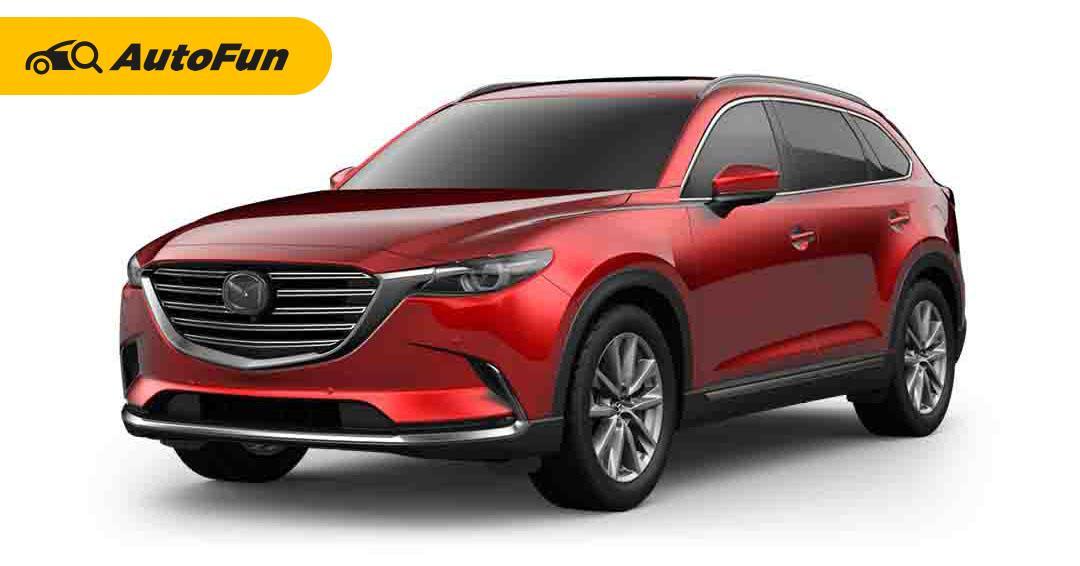 Berikut Pengalaman Berkendara Mazda CX-9 Vs Peugeot 5008 yang Wajib Disimak 01