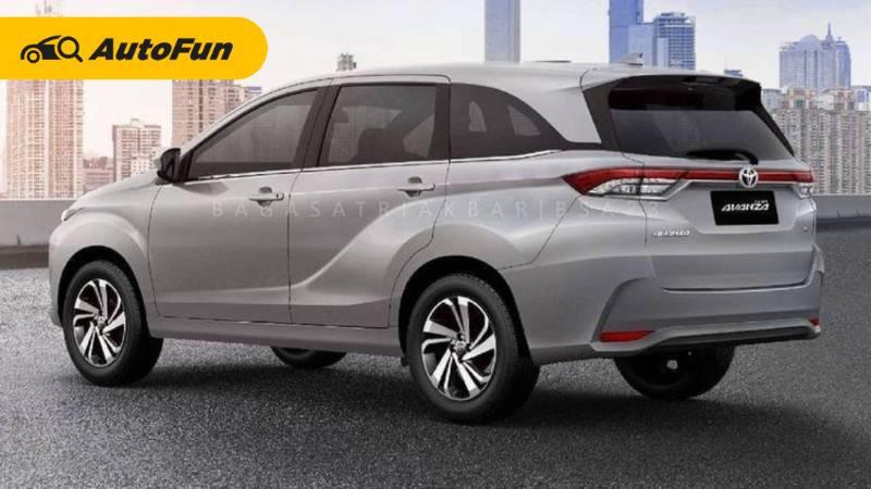 5 Fakta Toyota Avanza 2022 yang Siap Meluncur Akhir Tahun 2021 02