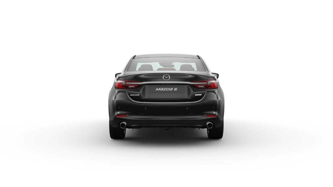 Mazda 6 Elite Sedan Exterior 013