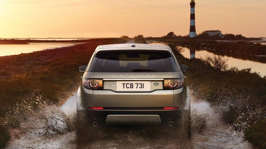 Land Rover Discovery Sport 2019 Exterior 016