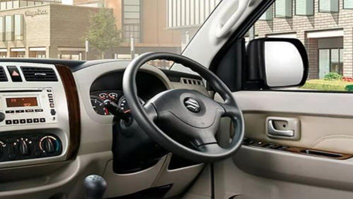 Suzuki APV Luxury 2019 Interior 001