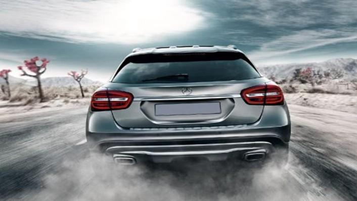 Mercedes-Benz GLA-Class 2019 Exterior 002