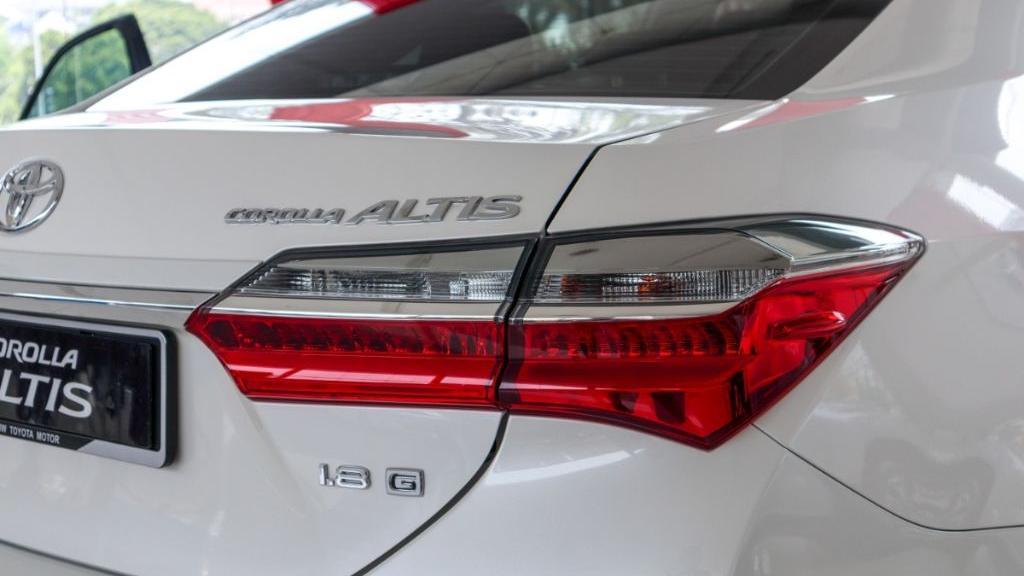 Toyota Corolla Altis 2019 Exterior 041