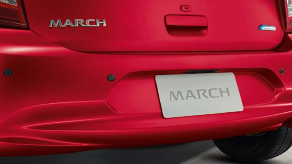 Nissan March 2019 Exterior 002