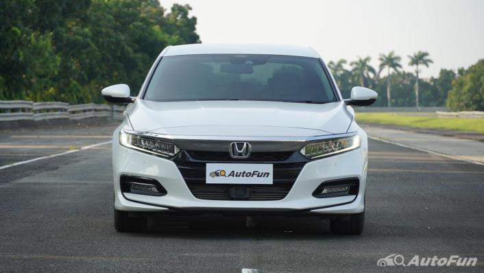 2021 Honda Accord 1.5L Exterior 002