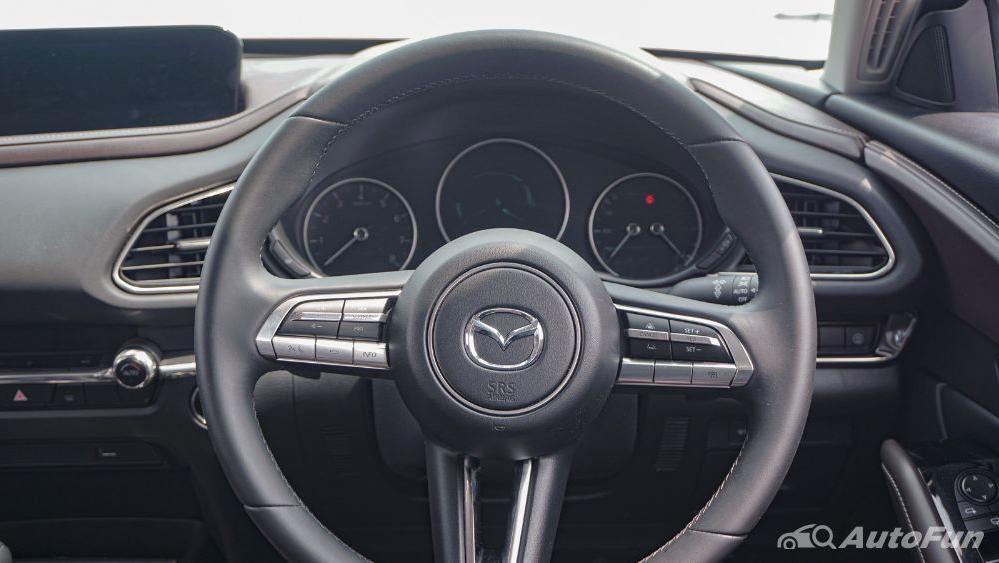 Mazda CX 30 GT Interior 013