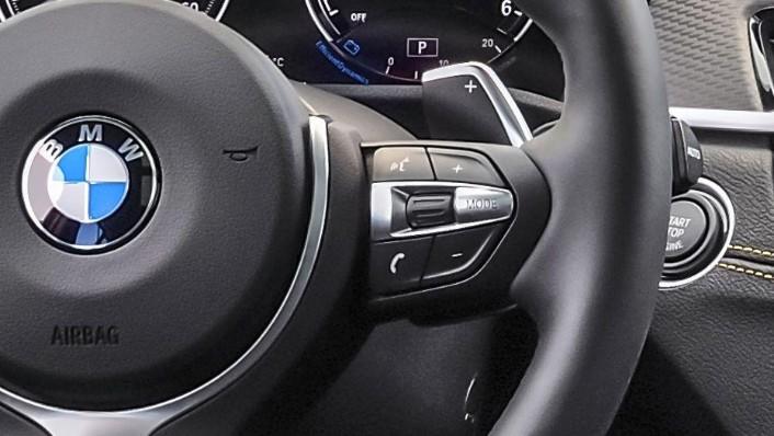 BMW X2 2019 Interior 003