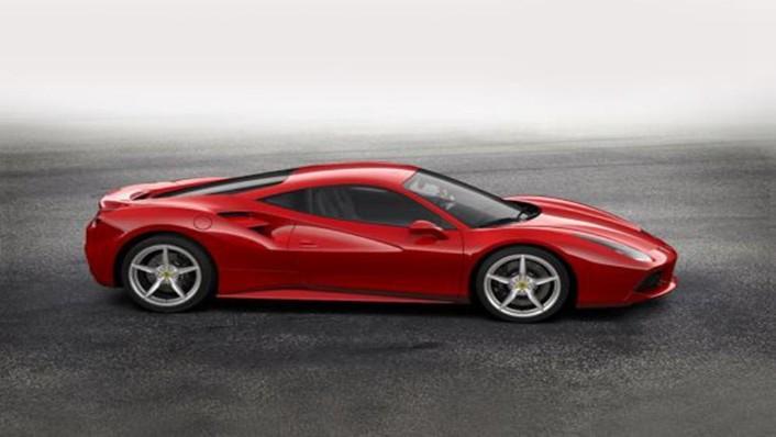 Ferrari 488 GTB 2019 Exterior 008