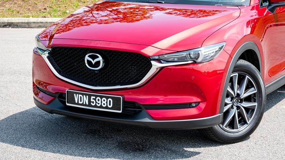 Mazda CX 5 2019 Exterior 010