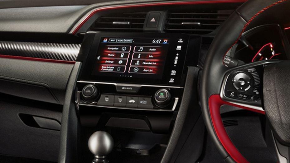 Honda Civic Type R 2019 Interior 004