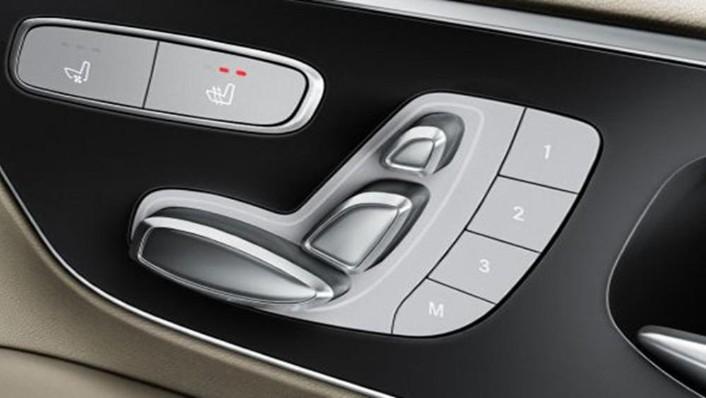 Mercedes-Benz V-Class 2019 Interior 009