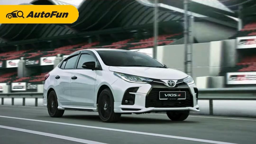 Toyota Vios GR Sport 2021 Segera Hadir di Vietnam, Kapan Hadir Di Indonesia? 01
