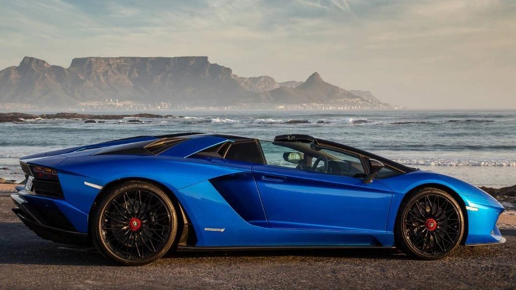 Lamborghini Aventador 2019 Exterior 026