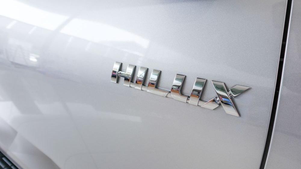 Toyota Hilux 2019 Exterior 025