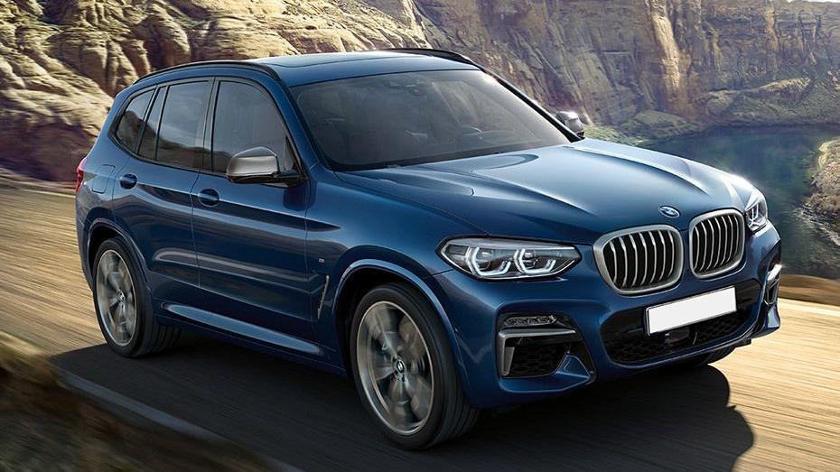 BMW X3 2019 Exterior 003