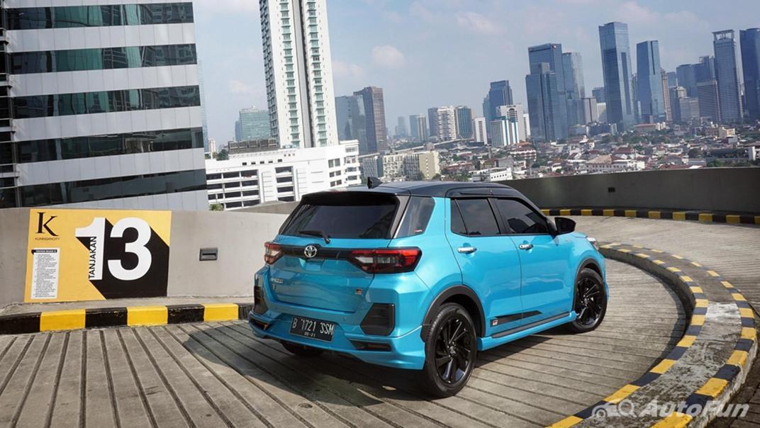 2021 Toyota Raize Exterior 047
