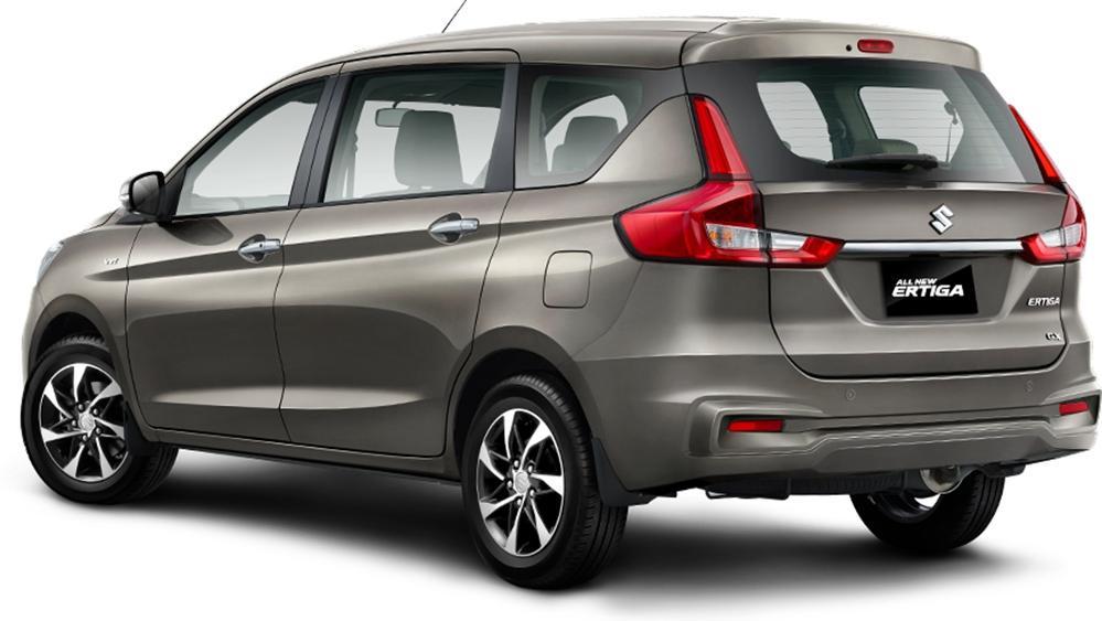 Suzuki Ertiga 2019 Exterior 008
