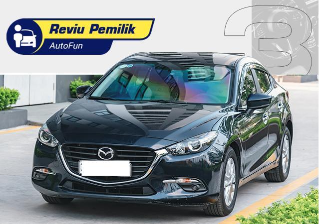 Review Pemilik: Rasa pengendaraan Mazda3 sama seperti BMW, kenapa Mazda3 di Indonesia kurang laku? 01