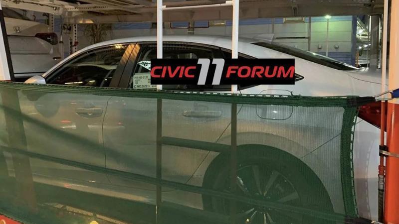 Honda Pelihatkan Sosok Honda Civic 2022, Siap Debut Pada 28 April Mendatang! 02