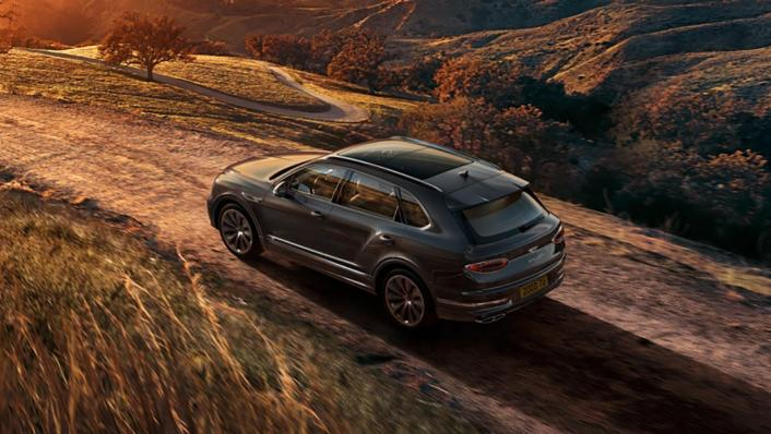 Bentley Bentayga 2019 Exterior 009