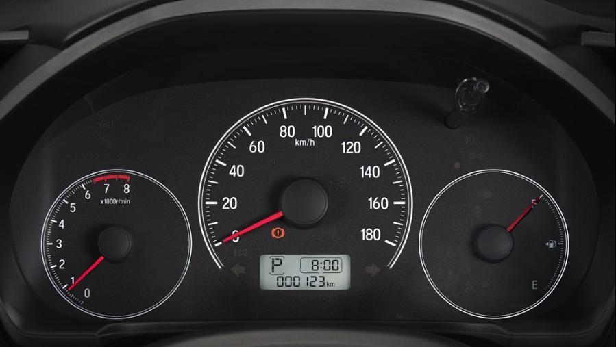 Honda Brio 2019 Interior 007