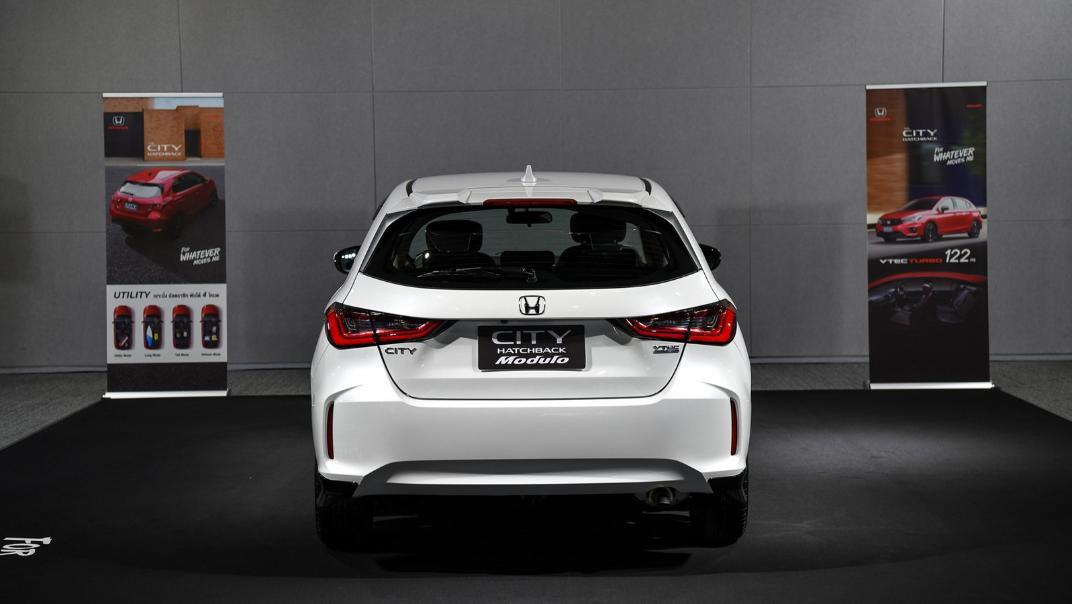 2021 Honda City Hatchback International Version Exterior 023
