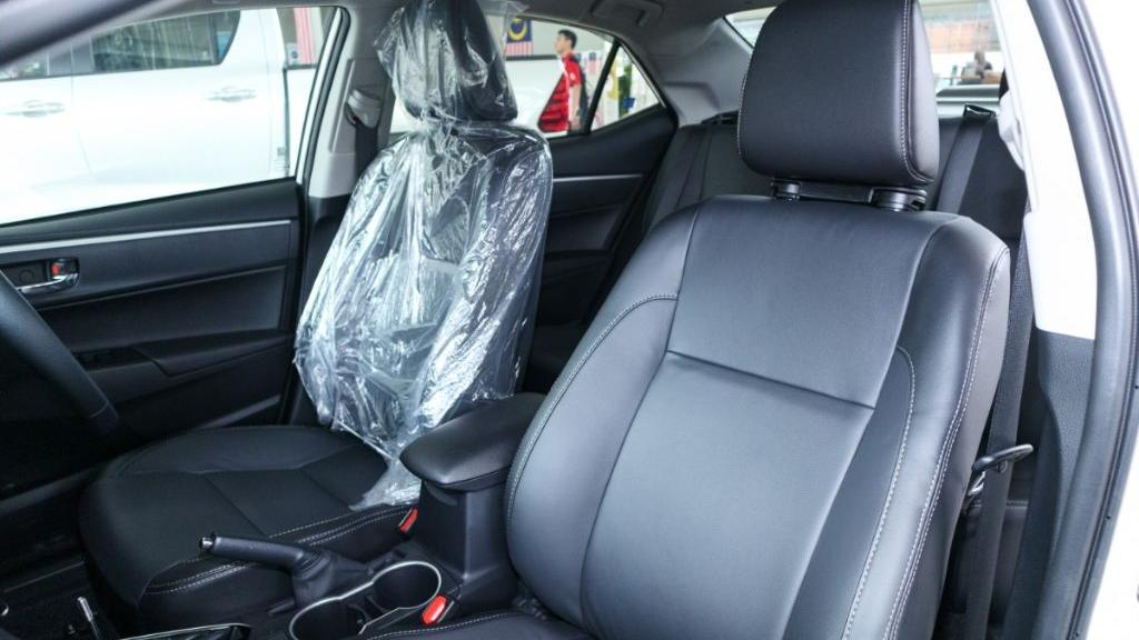 Toyota Corolla Altis 2019 Interior 138