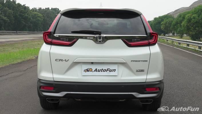 2021 Honda CR-V 1.5L Turbo Prestige Exterior 009