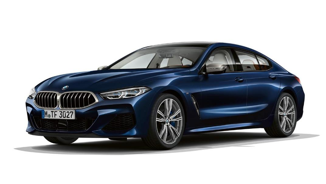 BMW 8 Series Coupe 840i Gran Coupe Others 005