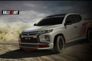 Mitsubishi Bangkitkan Lagi RALLIART Setelah Tertidur 11 Tahun melalui Mitsubishi Triton