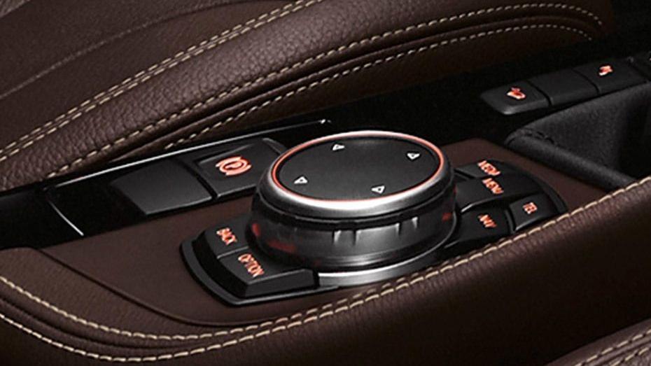 BMW X1 2019 Interior 008