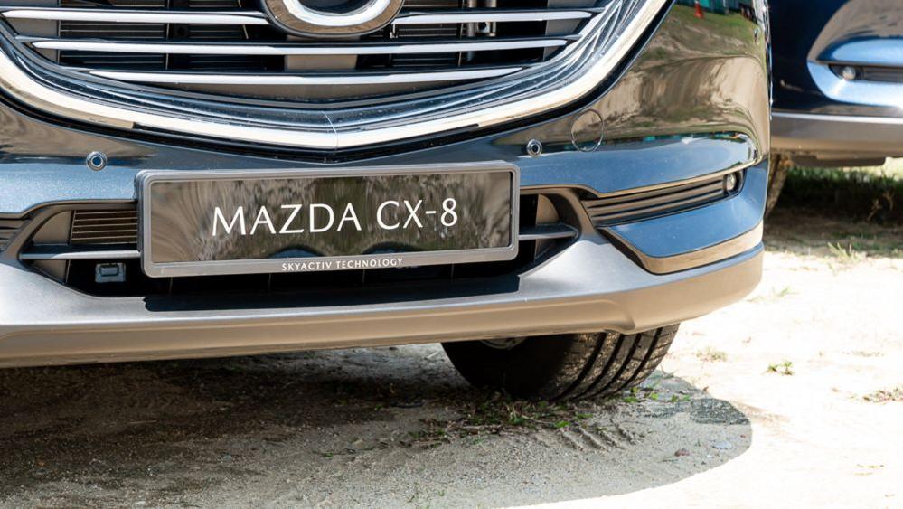 Mazda CX 8 2019 Exterior 012