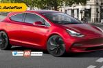 Mobil Listrik Murah Tesla Model 2 Siap Meluncur Akhir 2021