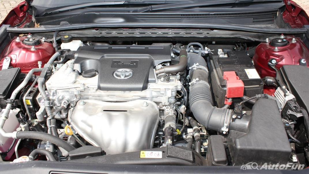 Toyota Camry 2019 Others 009