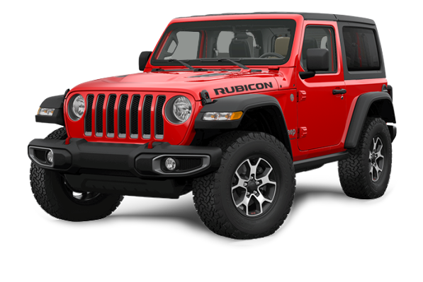 Jeep Wrangler Rubicon 4-Door