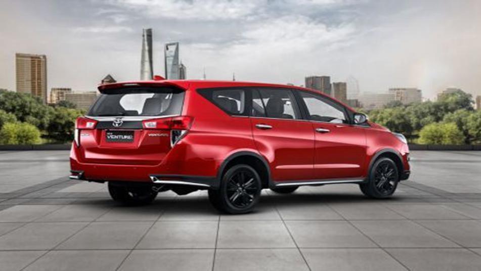 Toyota Venturer 2019 Exterior 004