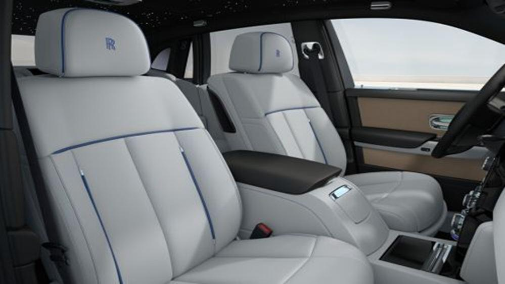 Rolls Royce Phantom 2019 Interior 010