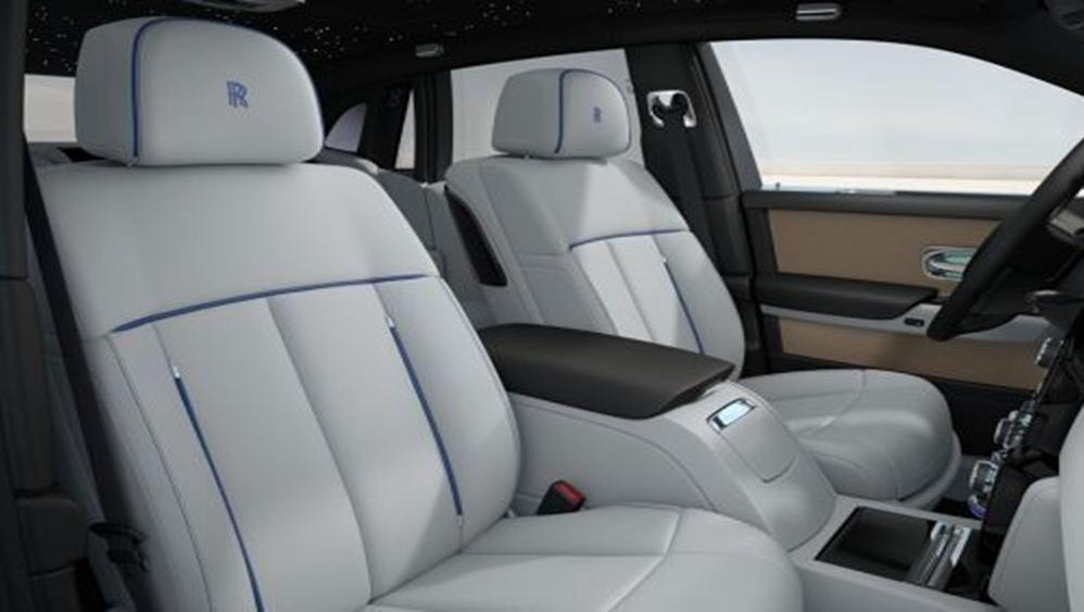 Rolls Royce Phantom 2019 Interior 010