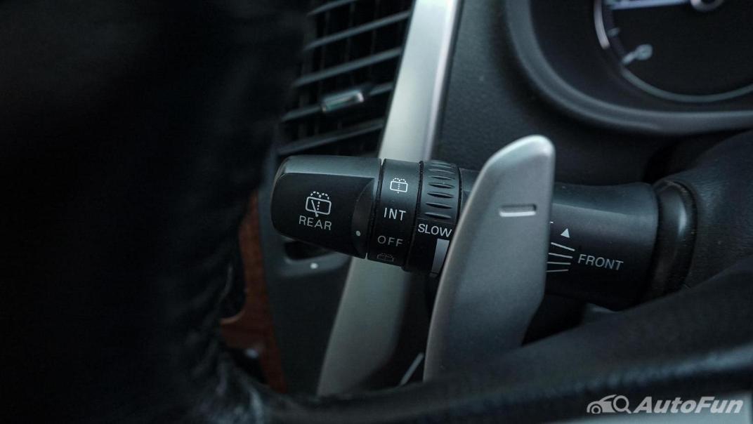 Mitsubishi Pajero Sport Dakar 4x4 AT Interior 016