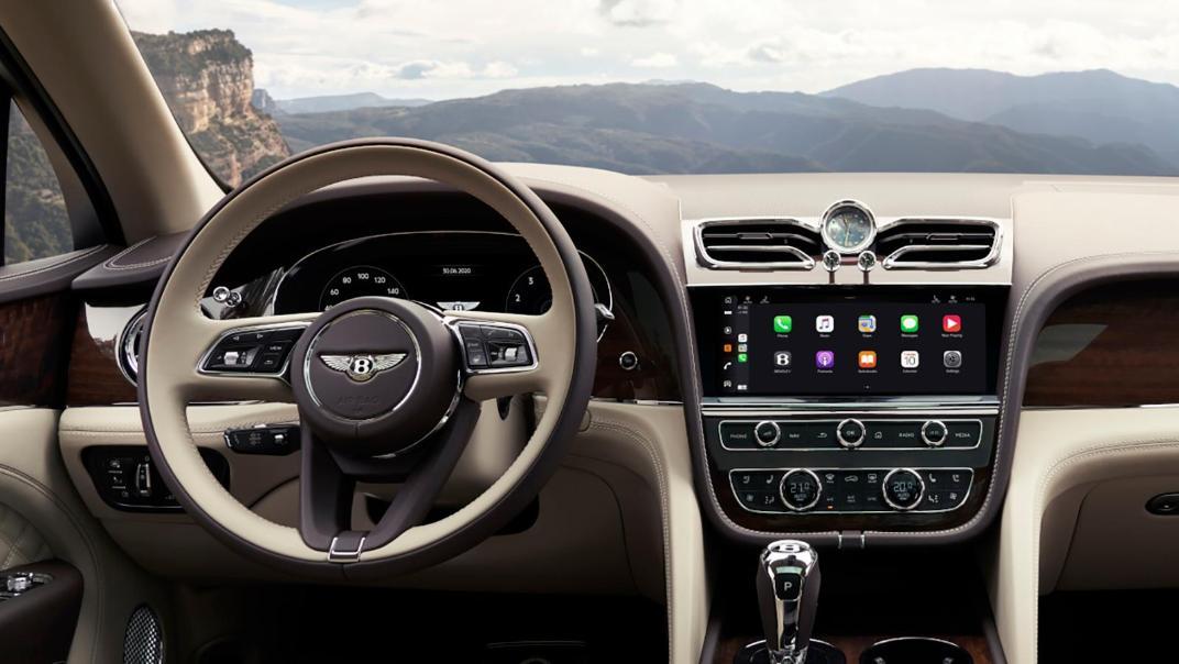 Bentley Bentayga 2019 Interior 001