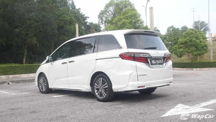 Honda Odyssey 2019 Exterior 008