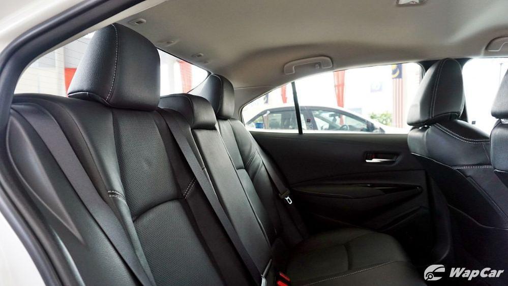 Toyota Corolla Altis 2019 Interior 089