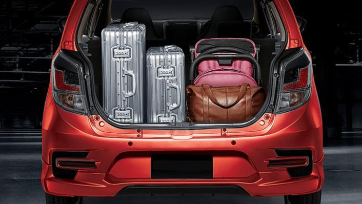 2021 Toyota Agya 1.2 GR Sport A/T Interior 007